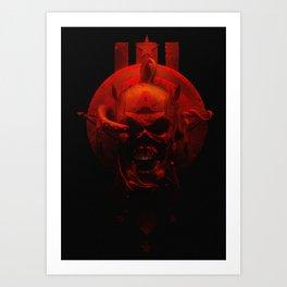 Hail Hydra 4 Art Print