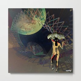 Deep Space Voyage 8 Metal Print