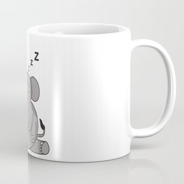 Sleepy Jumbo Coffee Mug