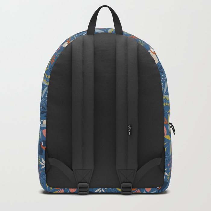 Cats & Flora Backpack