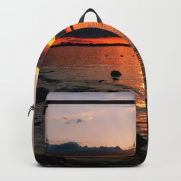 Wide of the sea Backpack