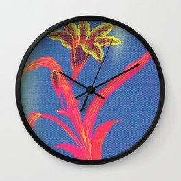 Rosamirabella Wall Clock