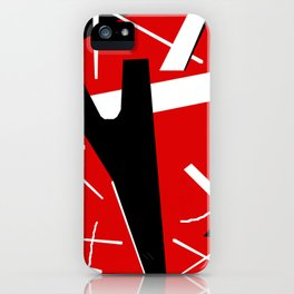 Monster Stripes iPhone Case