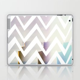 in front Laptop & iPad Skin