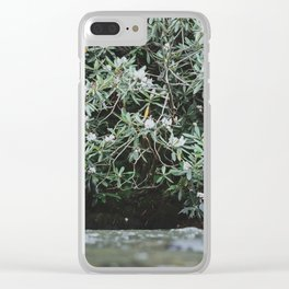 Streams of Living Water 2 Clear iPhone Case