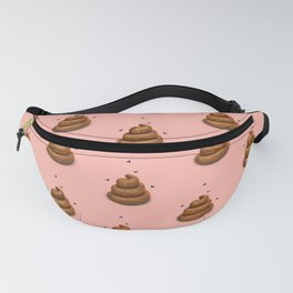 Poopy Pink Fanny Pack