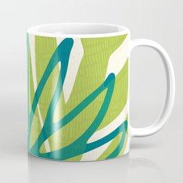 Whimsical Greenery Coffee Mug