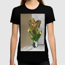 Das Licht der Pflanze T-shirt
