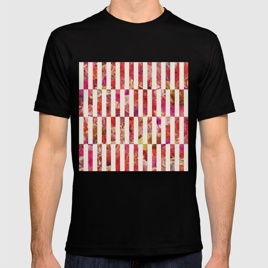 PINK FLORAL ORDER T-shirt
