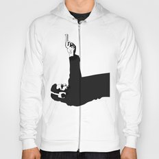 Kittappa Series #1 - Shooter (no ink splatter-original) Hoody