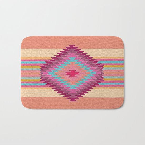 FIESTA (pink) Bath Mat