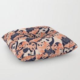 Somos Pandas Floor Pillow