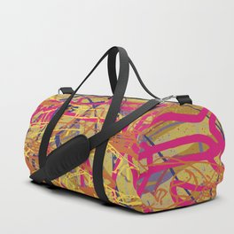 Journal Entry Duffle Bag