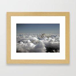 Douglas Skyraider Framed Art Print