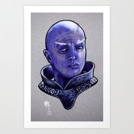 The Enchanter Art Print