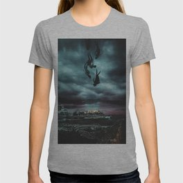 Fall Into The Winter Mood T-shirt