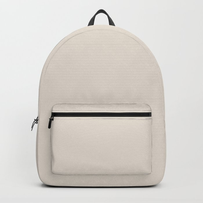 Best Seller Sherwin Williams Colors of 2019 Porcelain (Off White Cream Ivory) SW 0053 Solid Color Rucksack
