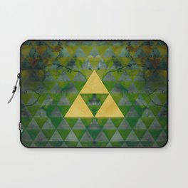 Link Geometry Laptop Sleeve