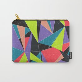 Geometric explosion Carry-All Pouch