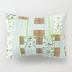 Nature's Patterns Series: Titled Pattern Pillow Sham
