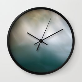 Flow VII Wall Clock