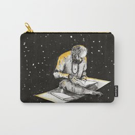 Allen Ginsberg in the sky Carry-All Pouch