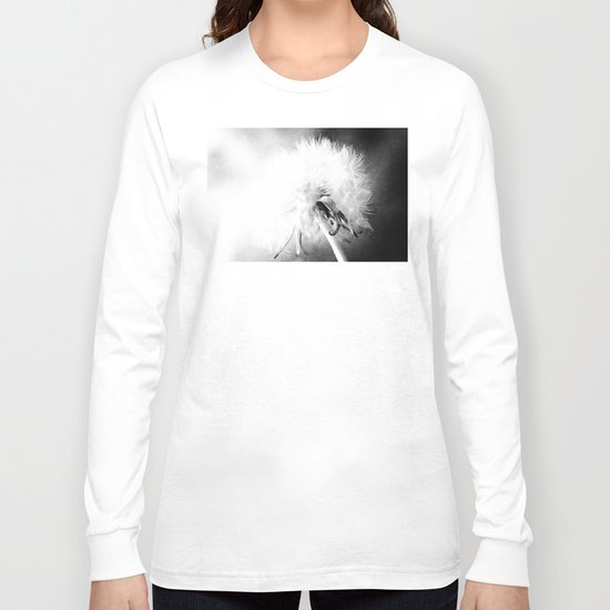 Wishes have wings Long Sleeve T-shirt