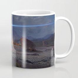 Xtra - terrestrial Coffee Mug