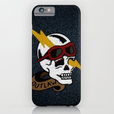 Outlaw Traditional Tattoo Design Slim Case iPhone 6s