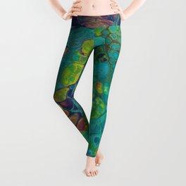 Colourful Festival Leggings