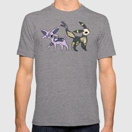Espeon & Umbreon Anatomy T-shirt