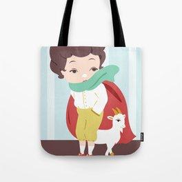 Porcelain Boy  Tote Bag