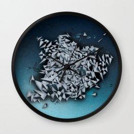 Zircon Wall Clock