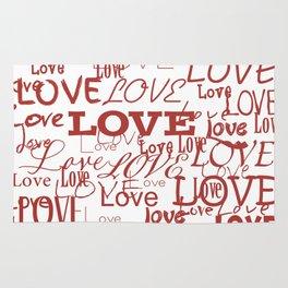 Love, love, love! Rug
