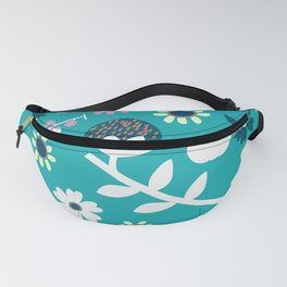 Sweet woodland pattern Fanny Pack