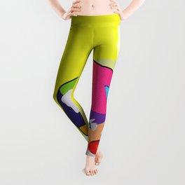acrobat beautiful II Leggings