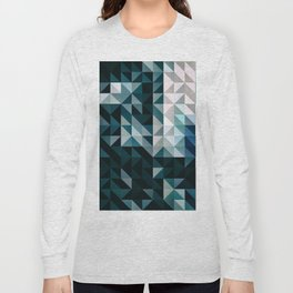 :: geometric maze XV :: Long Sleeve T-shirt
