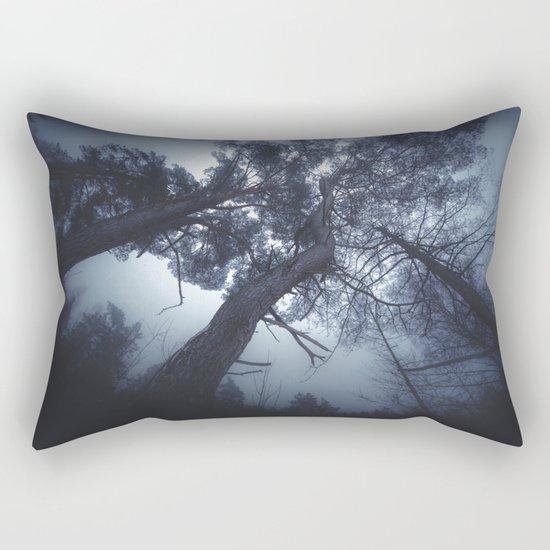 How low will you go Rectangular Pillow