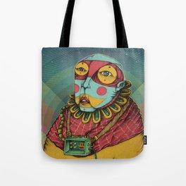 Holy Clown Tote Bag