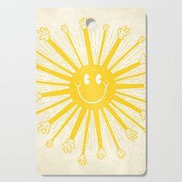 Heat Wave Cutting Board