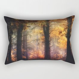 Glowing Dreams Rectangular Pillow