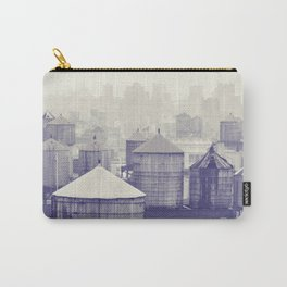 foggy memories of nyc... Carry-All Pouch