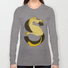 Monogram S Pony Long Sleeve T-shirt