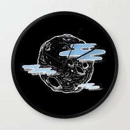 Brave New Moon Wall Clock