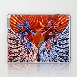 wings of love2 Laptop & iPad Skin