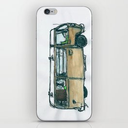 The Bus iPhone Skin