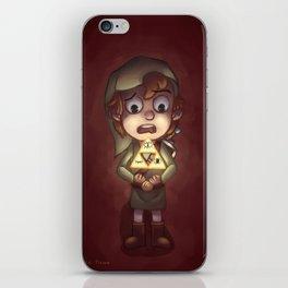 Legend of Dipper iPhone Skin