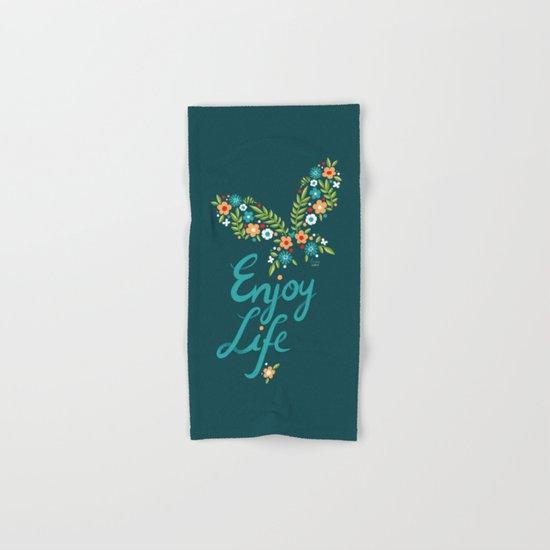 Enjoy Life Hand & Bath Towel