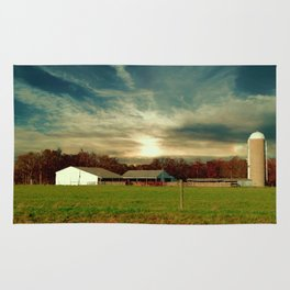 Rural America Rug