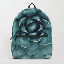 Aloe Green Agave Backpack